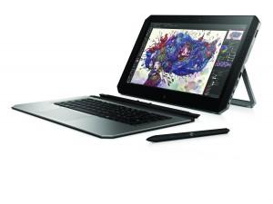 HP ZBook x2_FrontLeft_Open_Detached_Pen
