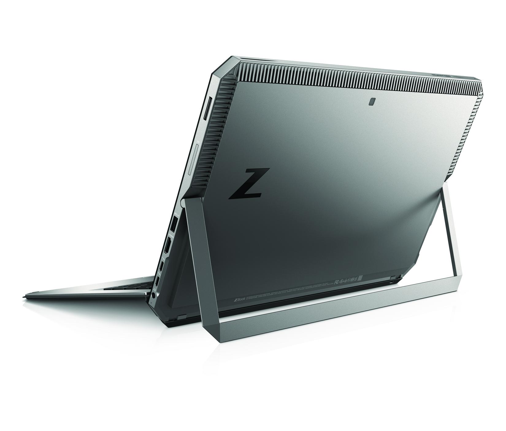 HP ZBook x2_RearLeft_Open