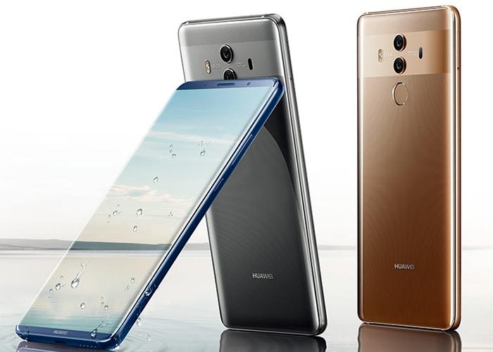 Huawei Mate 10, el primero smartphone con inteligencia artificial a nivel de chip