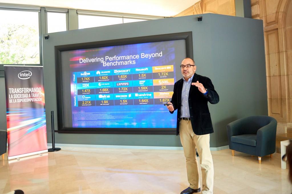 Antonino Albarrán, director de Tecnología de Intel Iberia
