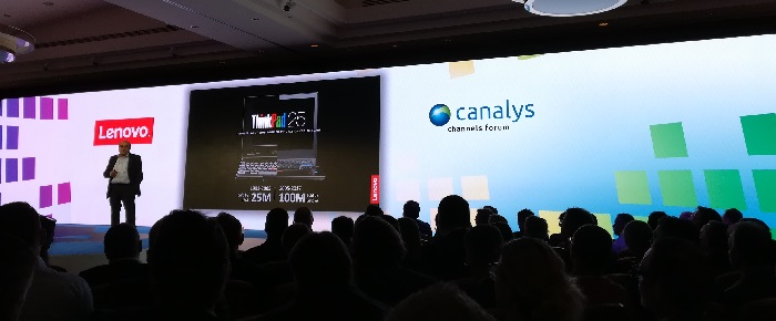 canalys channels forum