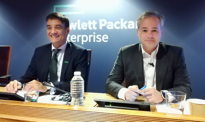 HPE Discover 2017 Madrid