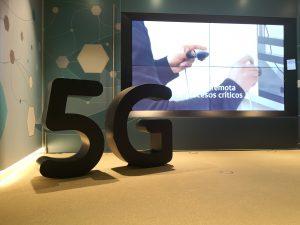 Telefóncia 5G