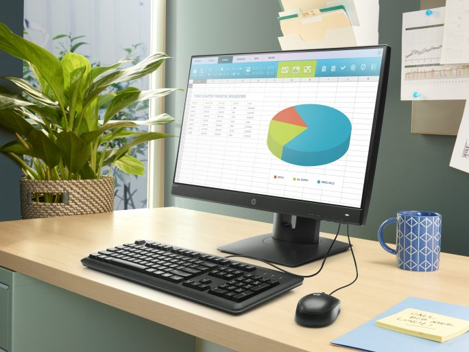 HP lanza su primer Thin Client All-in-One con pantalla microbordes