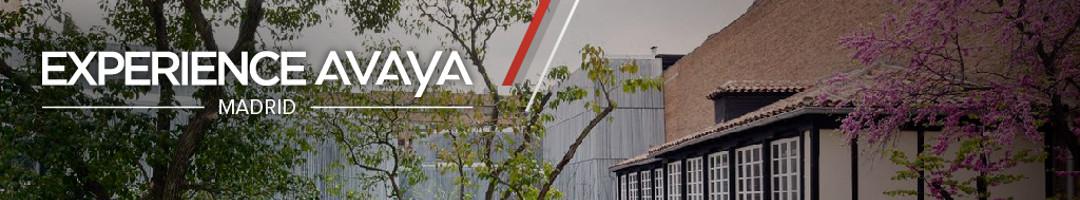 Avaya Experience Madrid