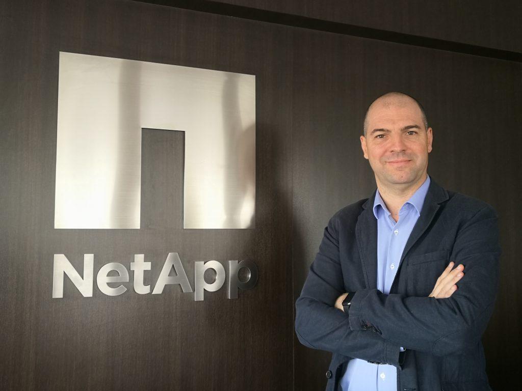 Jaime Balañá, NetApp