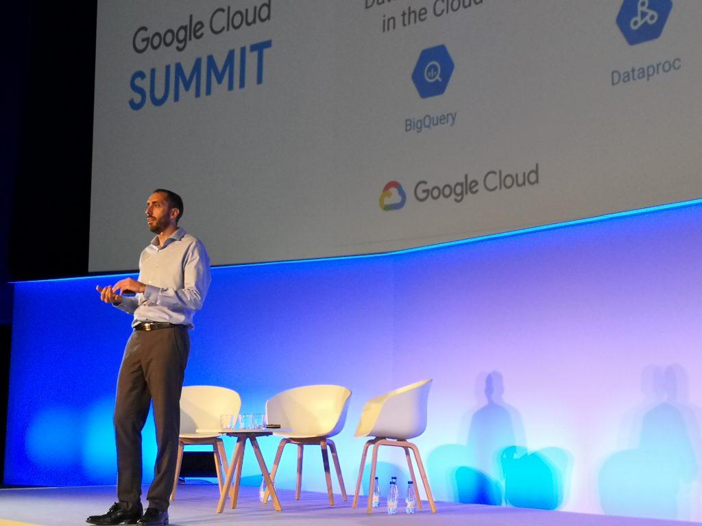 Javier Martínez, Google