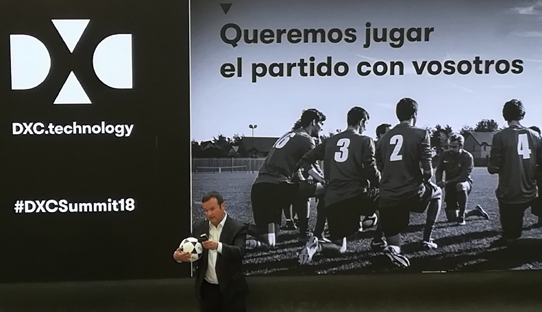 DXCSummit18 Madrid