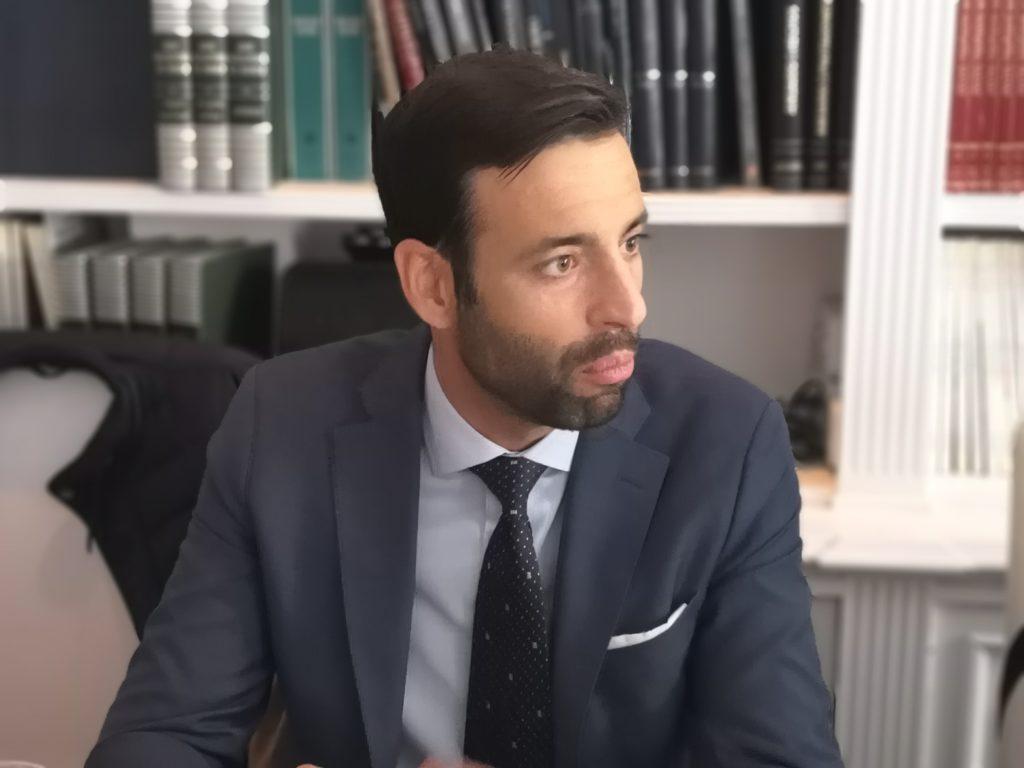José Ignacio Álvarez Ortiz, director del área de negocio de aplicaciones de Oracle Ibérica