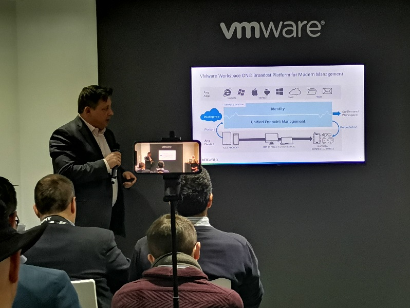 MWC VMware