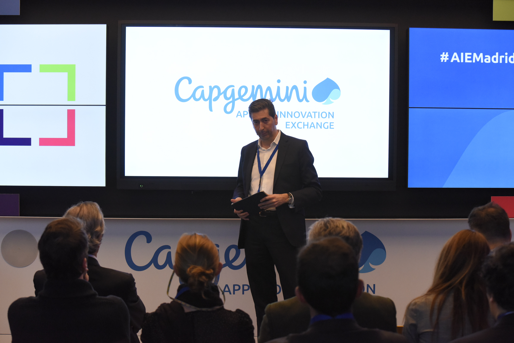España se une a la red de centros de innovación de Capgemini