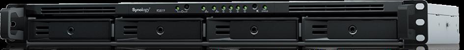 Así es RackStation RS819, el nuevo servidor NAS de Synology