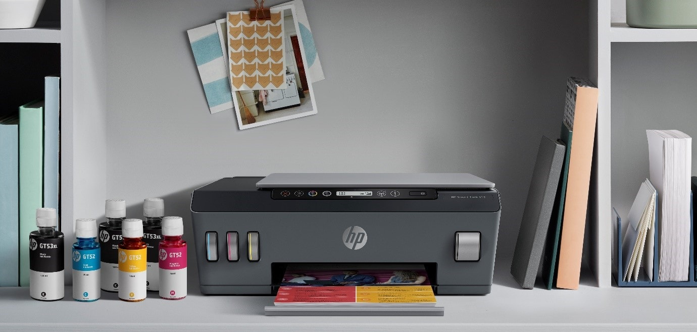 Impresión sin cartuchos, lo que ofrece HP Smart Tank Plus