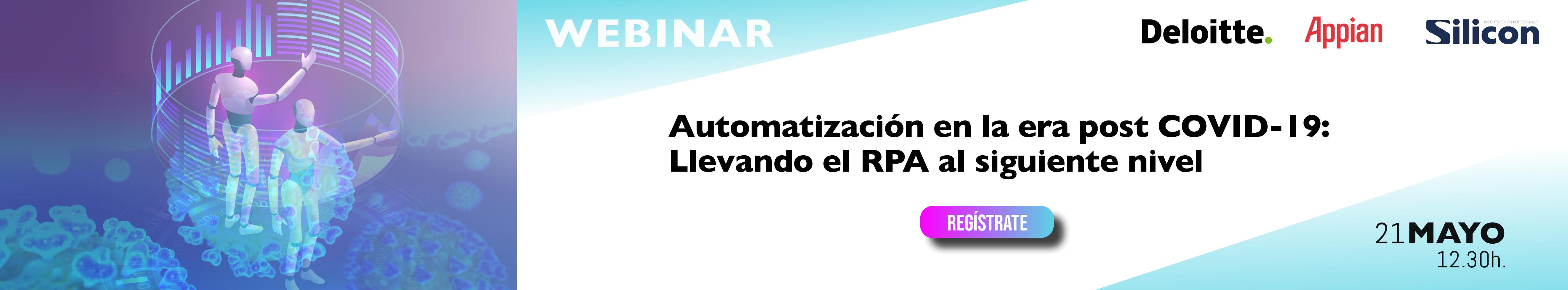 Automatización en la era post COVID-19: Llevando el RPA al siguiente nivel