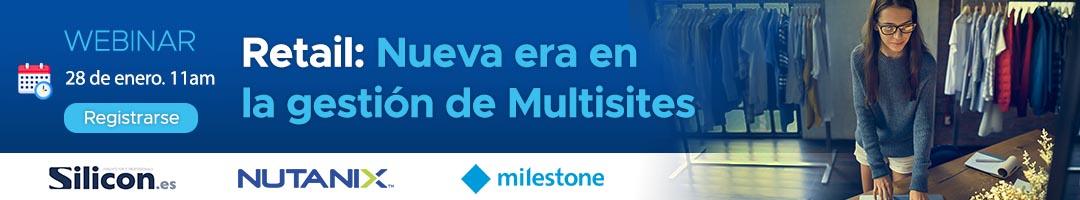Webinar: Retail, nueva era en la gestión de Multisites