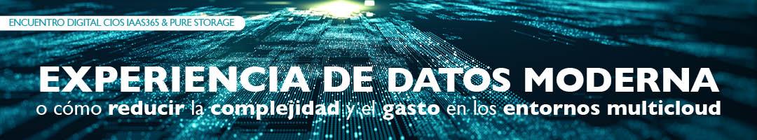 Experiencia de datos moderna o cómo reducir la complejidad y el gasto en los entornos multicloud