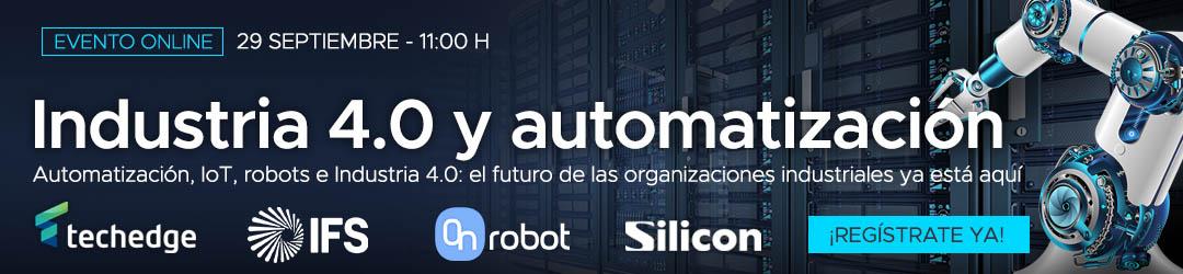 Industria 4.0 y automatización