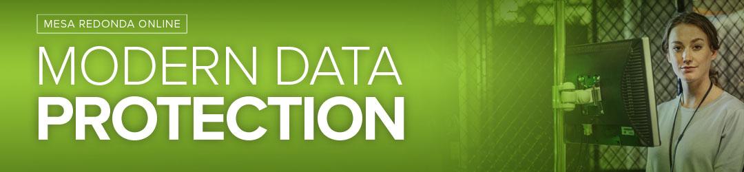 Encuentro digital: Modern Data protection