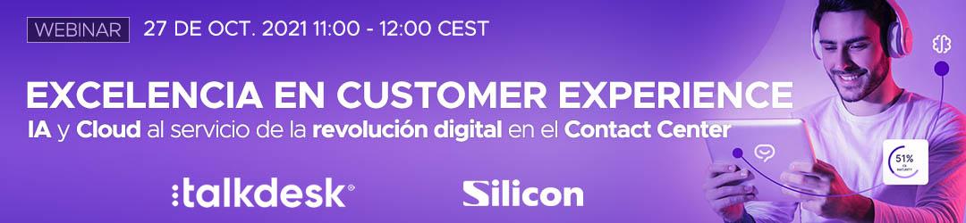Excelencia en Customer Experience: IA y Cloud al servicio de la revolución digital en el Contact Center