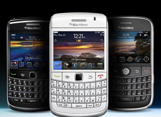 Vodafone lanza en España el nuevo BlackBerry Bold 9780
