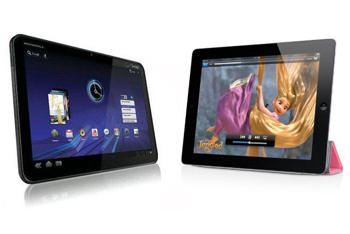 Frente a frente: Apple iPad 2 vs Motorola Xoom