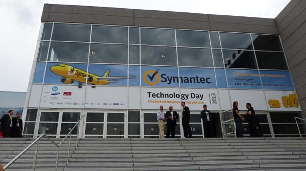 Symantec Technology Day 2013